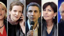 Têtes d'affiche: comment les candidats à la mairie de Paris préparent leur