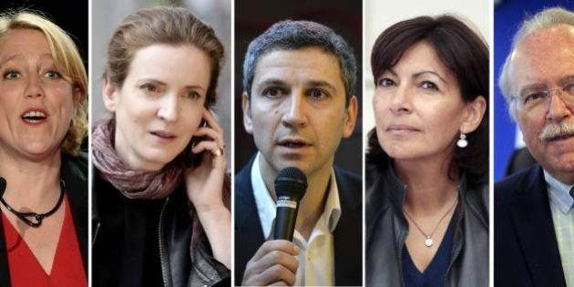 Débat municipales à Paris: comment Hidalgo, NKM et les autres candidats se