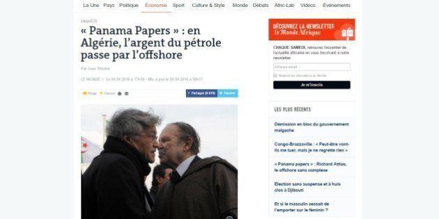 Pour le premier ministre algérien,