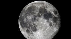 Quel âge a la Lune