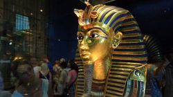 Un musée égyptien répare le masque de Toutânkhamon avec... de la