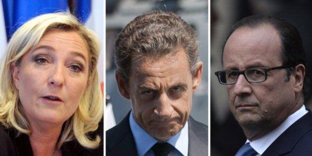 Elections départementales 2015: un triple référendum pour ou contre le PS, le FN et le