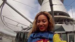 Beyoncé n'a pas froid aux