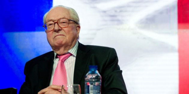 Jean-Marie Le Pen attaque le Front national en justice après sa