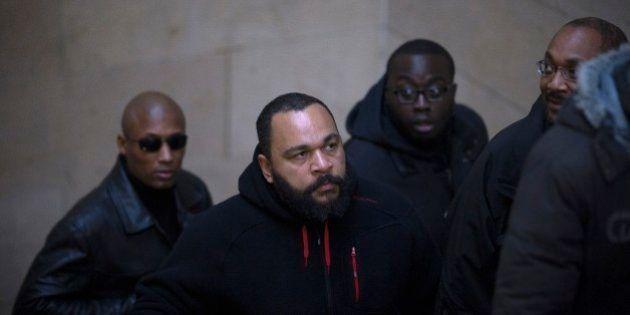 Dieudonné/Patrick Cohen: le polémiste condamné à 22.500 euros d'amende pour propos