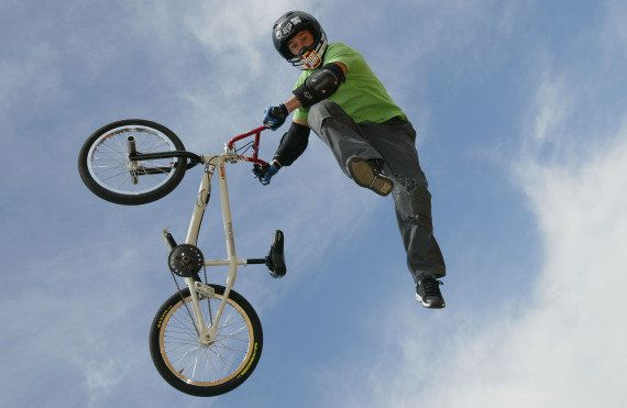 Dave Mirra, légende du BMX, retrouvé mort à 41