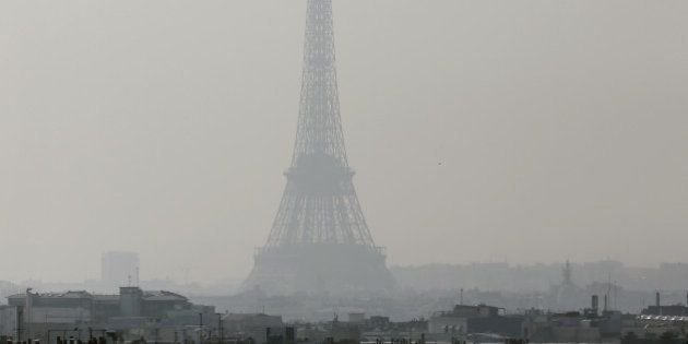 La pollution à Paris, la pire du monde mercredi 18 mars ? Loin de
