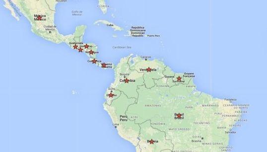 Les pays touchés par Zika mais qui restreignent l'avortement et la