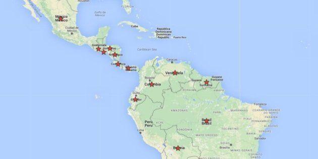 CARTE. Les pays touchés par le virus Zika mais qui restreignent l'avortement et la