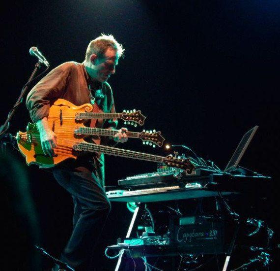 Entretien avec John Paul Jones, ex-Led Zeppelin, parrain du festival Mandolines de