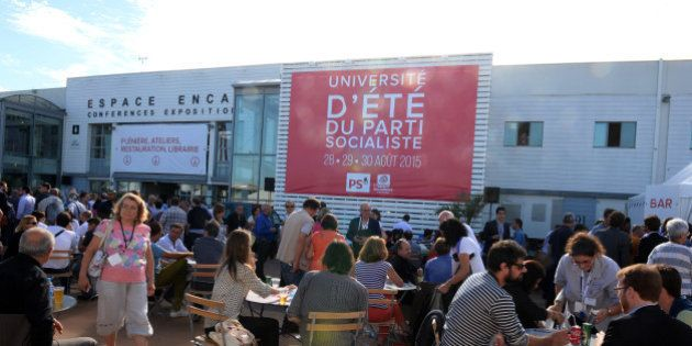 Le PS va déménager son université d'été de La Rochelle à