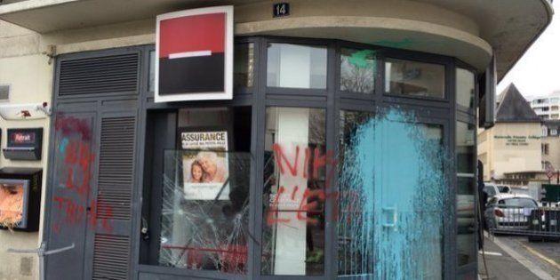 Incidents lors d'un carnaval anti Notre-Dame-des-Landes à Rennes, plusieurs