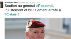 L'ancien patron de la Légion étrangère arrêté, l'extrême-droite