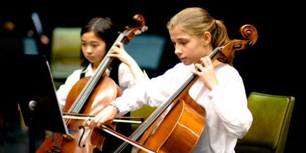 L'apprentissage de la musique chez l'enfant permettrait de réduire l'anxiété et de contrôler ses
