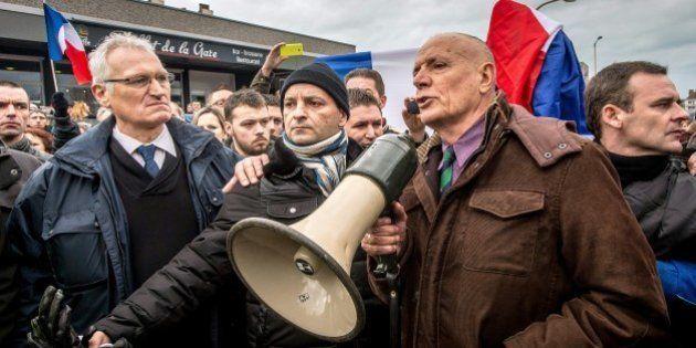 Le général Christian Piquemal en comparution immédiate lundi après la manifestation interdite à