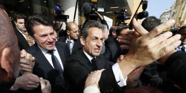 Christian Estrosi candidat à la primaire UMP de 2016, même face à Nicolas