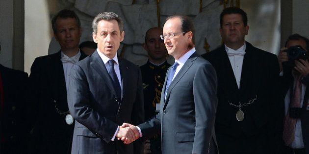 Cabinet noir à l'Elysée contre Nicolas Sarkozy : François Hollande dément Valeurs