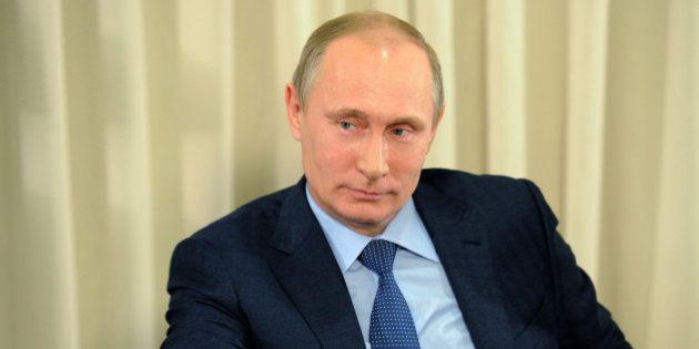 PHOTOS. Classement Forbes 2013: Poutine devance Obama et devient la personnalité la plus