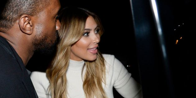 Kim Kardashian veut prendre le nom de Kanye West après leur