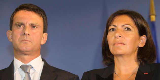 Pollution à Paris: Hidalgo demande à Valls de