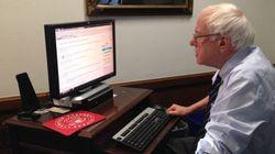 Comment Bernie Sanders, 74 ans, est devenu la coqueluche des jeunes