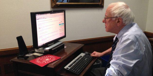 Comment Bernie Sanders, 74 ans, est devenu le candidat démocrate préféré des jeunes