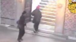 Les premières images des auteurs de l'attentat de