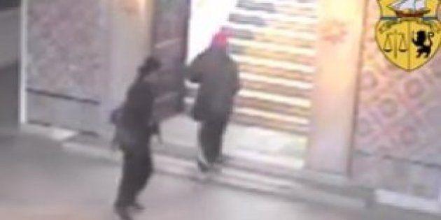 Attentat de Tunis: les premières images des tueurs dévoilées par le gouvernement