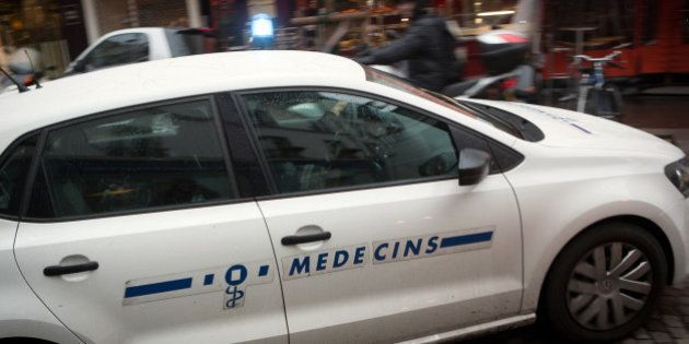 SOS medecins a rejoint la grève des blouses
