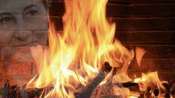 Finalement, les feux de cheminée restent autorisés à