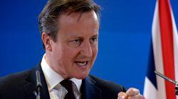 Cameron craint que l'Angleterre ne devienne