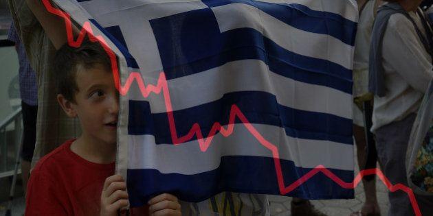 La Bourse d'Athènes s'effondre à cause des banques (ça ne vous rappelle