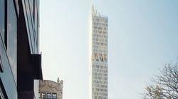 Ce gratte-ciel de Manhattan abritera cinq