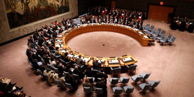Une résolution palestinienne sur un accord de paix avec Israël échoue au Conseil de sécurité de