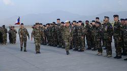13 ans après, le dernier contingent français quitte
