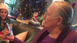 VIDÉO. Ce cadeau de Noël n'a pas plu à cette grand-mère... ou