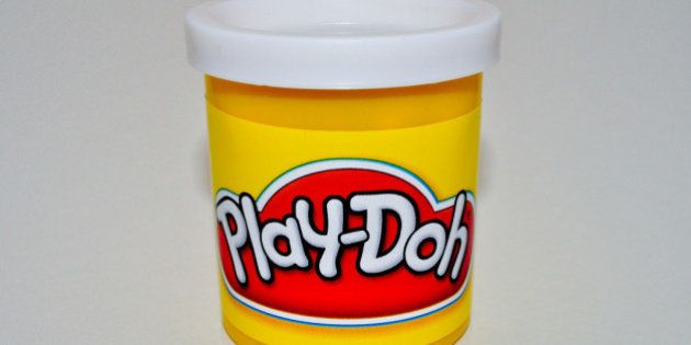 Some Play-Doh in my Homemade