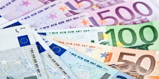 fan made of euro