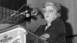 Simone Iff, féministe à l'initiative du