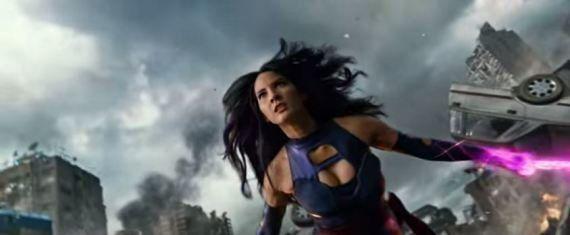 VIDÉO. Pour jouer Psylocke dans X-Men Apocalypse, Olivia Munn a appris à manier le