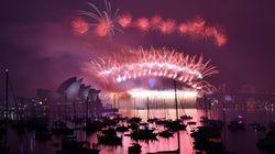 Feu d'artifices, concerts... les célébrations du nouvel an dans le