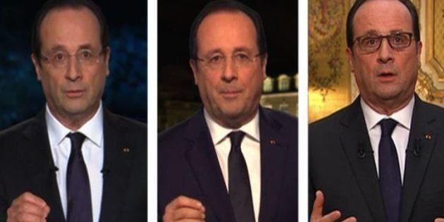 Voeux pour 2015 de François Hollande: les engagements sur le chômage, c'était