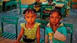 Dans cette école du Burkina Faso, on s'exprime aussi en langue des