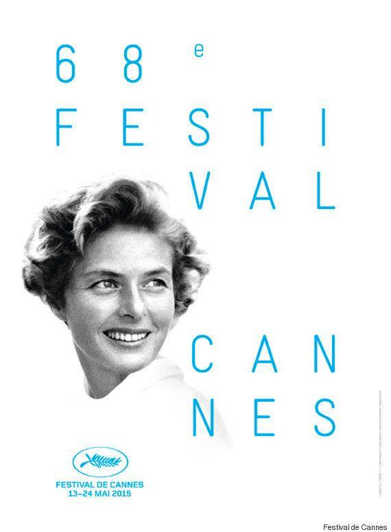 PHOTO. Le Festival de Cannes 2015 aura Ingrid Bergman pour