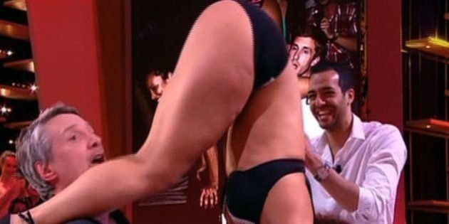 VIDÉO. France 2 rediffuse un strip-tease de Canal + jugé