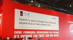 Burger King à Lille: elle avait promis des menus gratuits, les internautes passent