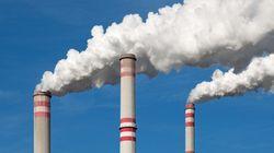 La pollution au CO2 s'est ralentie en