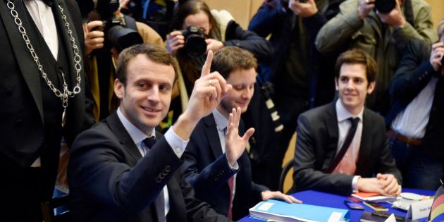 Emmanuel Macron tacle la déchéance de nationalité à la veille du vote solennel à