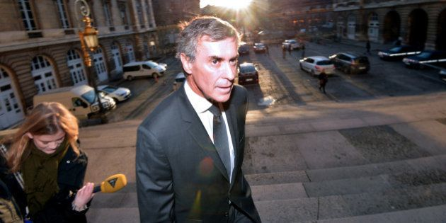 Le procès de Jérôme Cahuzac reporté en raison d'une QPC sur l'impôt sur la