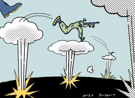 Mines antipersonnel : des semelles capables de les détecter pour protéger les